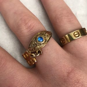 LF Vintage Class Ring
